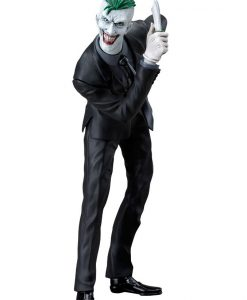 DC Comics - ARTFX+ PVC Szobor 1/10 Joker (The New 52) 19 cm