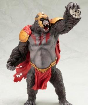 DC Comics ARTFX+ PVC Szobor 1/10 Gorilla Grodd 26 cm