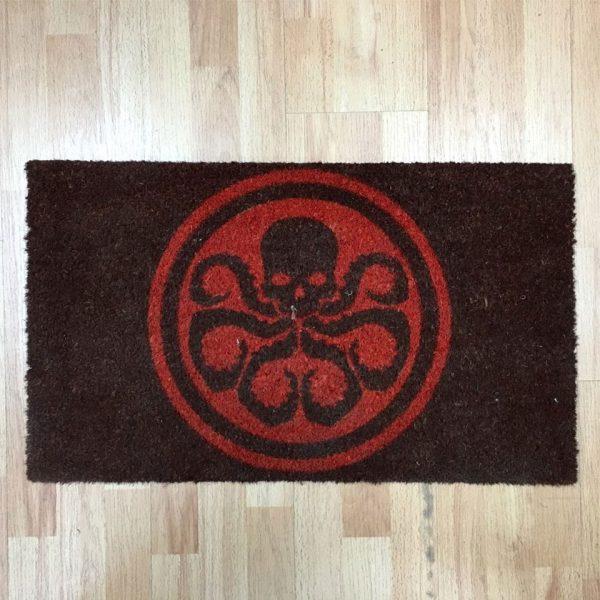Marvel Comics Doormat Hydra Logo 43 x 73 cm