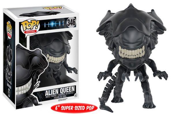 Aliens Funko POP! figura - Queen Alien