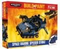 Warhammer 40k Modell Szett – Space Marine Speeder Strike