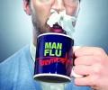 Man Flu Survivor bögre