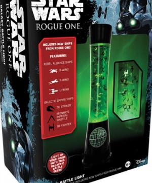 Star Wars Rogue One Stormtrooper Mood Light Galaxy Battle