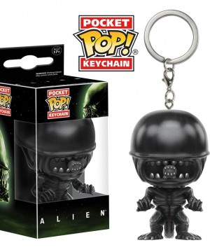Alien Pocket POP! Vinyl Keychain Alien 4 cm