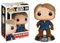 Star Wars Episode VII POP! Vinyl Bobble-Head Han Solo (Snow Gear) 9 cm
