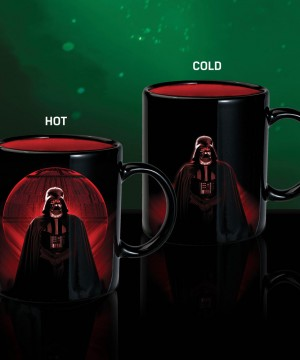 Star Wars Rogue One Heat Change Mug Death Star