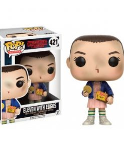 Stranger Things Funko POP! figura - Eleven with Eggos