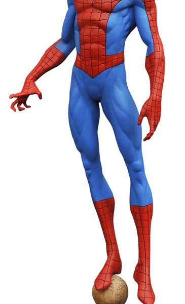 Marvel Gallery - Spider-Man PVC szobor (23 cm)