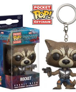 Guardians Of The Galaxy 2 Funko Pocket POP! kulcstartó - Rocket Raccoon