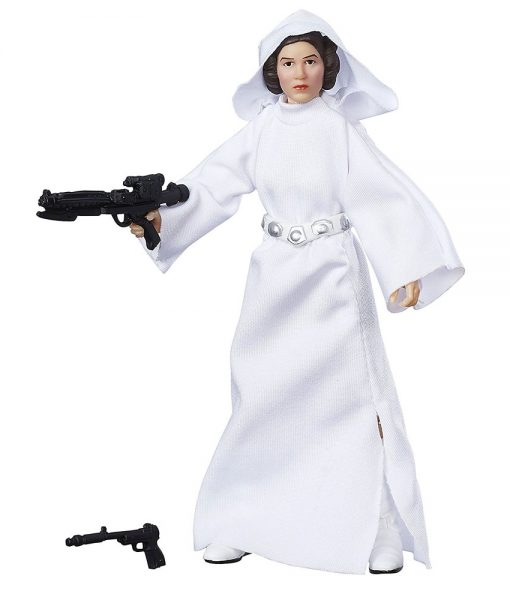 Star Wars Black Series Action Figure Princess Leia 15 cm