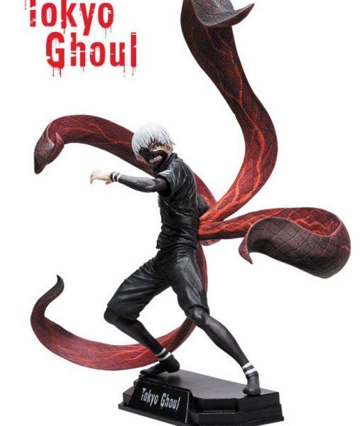 Tokyo Ghoul - Ken Kaneki Color Tops akciófigura