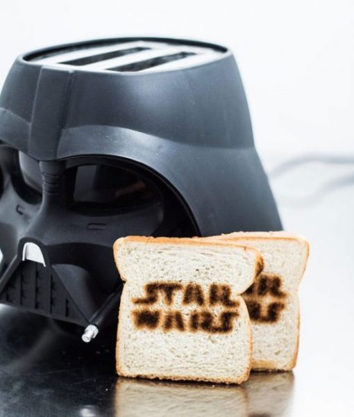 Star Wars - Darth Vader toast sütő
