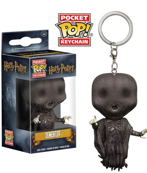Harry Potter Funko POP! kulcstartó - Dementor