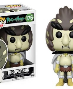 Rick and Morty Funko POP! Figura - Birdperson