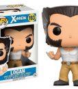 X-Men POP! Marvel Vinyl Bobble-Head Figure Logan Convention Exclusive 9 cm