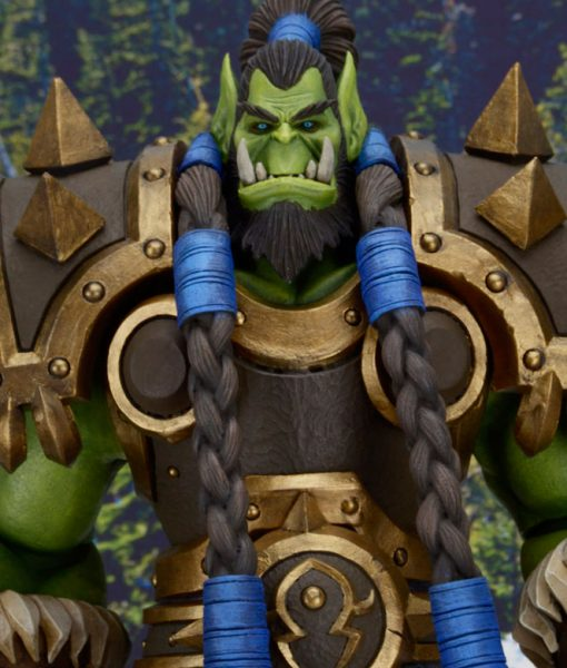 Heores of the Storm - Thrall akciófigura