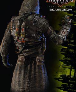 Batman Arkham Knight - Scarecrow szobor