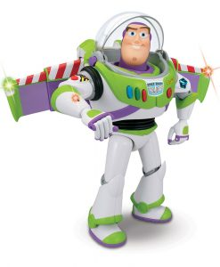 Toy Story - Buzz Lightyear Signature collection akciófigura *Spanyol*