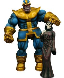 x_diammay052331 Marvel Select Action Figure Thanos 20 cm