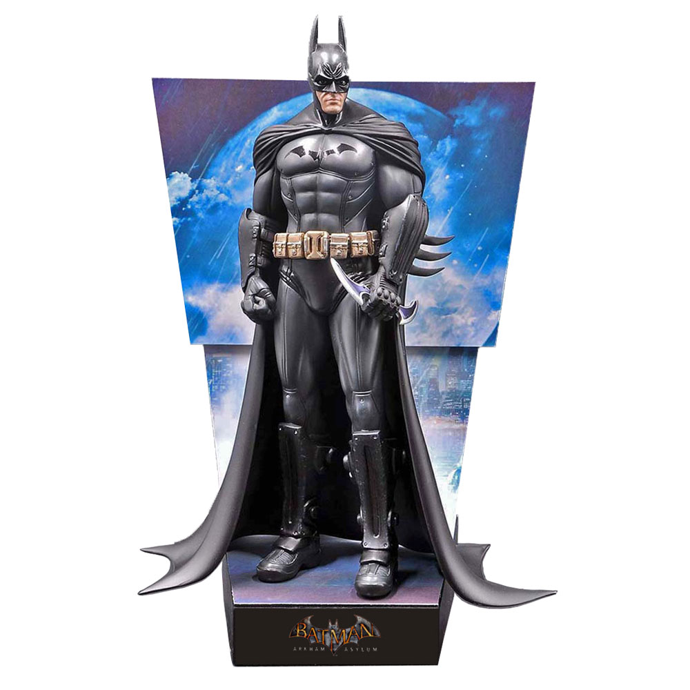 Batman Arkham Asylum Premium Motion - Batman  4814f94647