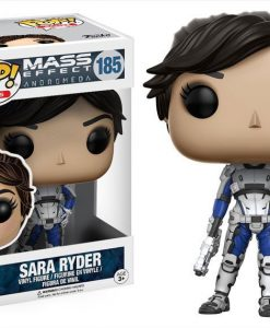Mass Effect Andromeda POP! Games Vinyl Figure Sara Ryder 9 cm