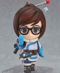 Overwatch - Mei Classic Skin Nendoroid akciófigura