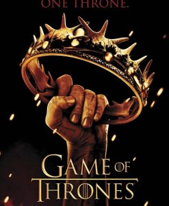 Game of Thrones Poster Pack Crown_pp32783