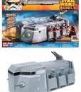 Star Wars Rebels - Imperial Troop Transporter űrhajó ágyúval