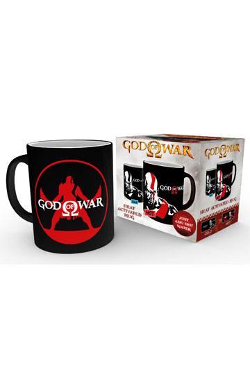d_gye-mgh0035 God of War Heat Change Mug Kratos