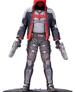 x_dccmay150284 Batman Arkham Knight Statue Red Hood 27 cm