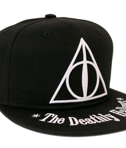 Harry Potter Baseball Cap Deathly Hallows