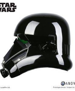 Star Wars Rogue One - Death Trooper Specialist 1/1 sisak replika