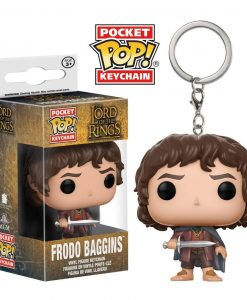 x_fk14037 Lord of the Rings Pocket POP! Vinyl Keychain Frodo 4 cm