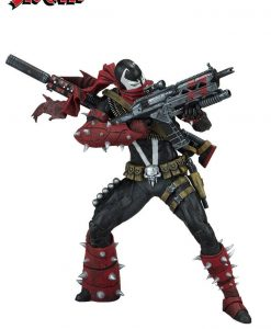 Spawn - Commando Spawn Color Tops akciófigura 18cm