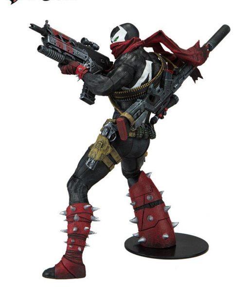 Spawn - Commando Spawn Color Tops akciófigura 18cm