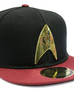 x_mestscocp102 Star Trek Baseball Cap Scott