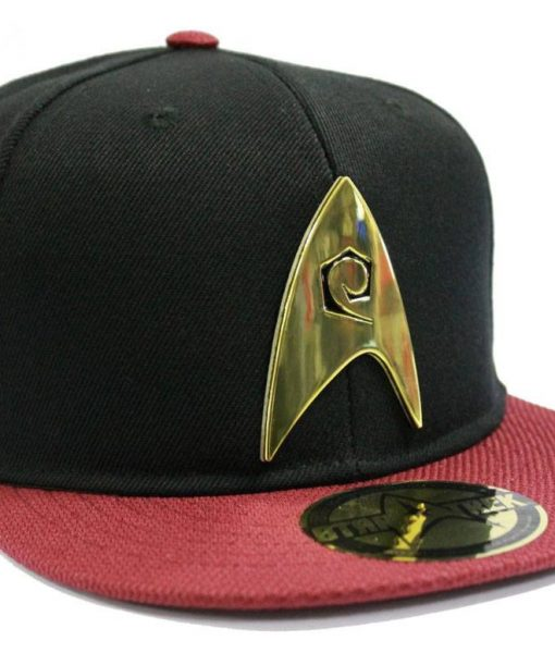 x_mestscocp102 Star Trek Baseball Cap Scott