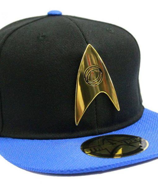 x_mestspocp101 Star Trek Baseball Cap Spock