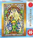 x_usapz005-442 Legend of Zelda Wind Waker Puzzle Ver. 2