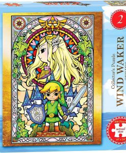 x_usapz005-442 Legend of Zelda Wind Waker Puzzle Ver. 2