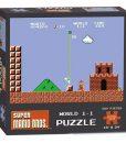 x_usapz005-488 Super Mario Bros. Puzzle World 1-1