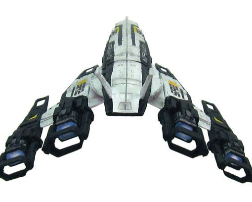 Mass Effect - Cerberus Normandy SR-2 replika (15cm)