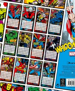 Marvel Comics Classis naptár 2018