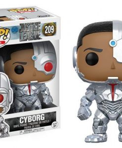 Funko POP! Movies Justice League - Cyborg