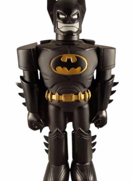 DC Comics Invaders Akciófigura - Batman Robot SDCC 2012 Exclusive (28cm)