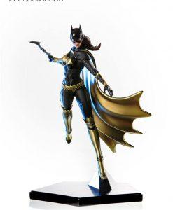 Batman Arhkam Knight Szobor - 1/10 Batgirl (20cm)