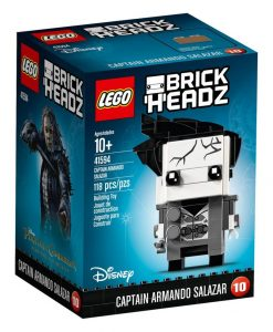 LEGO BrickHeadz Pirates of the Caribbean Dead Men Tell No Tales - Captain Armando Salazar