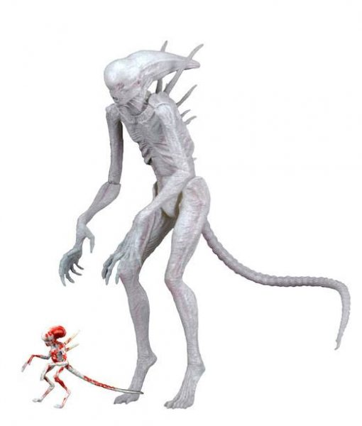 x_neca51659 Alien Covenant Action Figure Neomorph 23 cm
