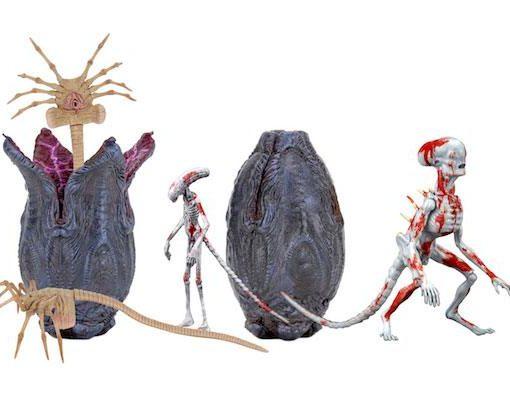 Alien,Covenant,Creature,Accessory,Pack,NECA51660
