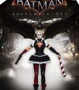 Batman Arkham Knight - Harley Quinn (14cm)